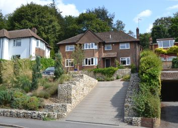 Thumbnail 4 bed detached house for sale in Station Road, Amersham