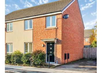 Thumbnail 3 bed semi-detached house for sale in Pine Grove, Bootle