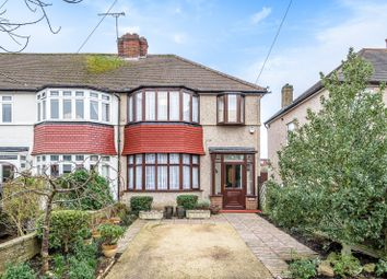 Thumbnail 3 bed property for sale in Leamington Avenue, Morden