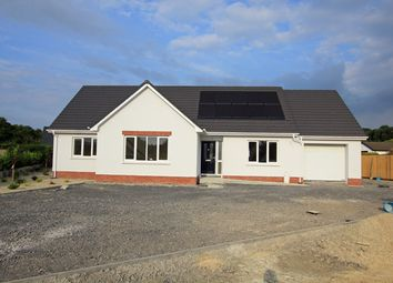 Thumbnail 4 bed detached house for sale in Bro Cerwyn, Llanpumsaint, Carmarthen, Carmarthenshire