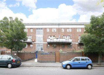 Thumbnail 3 bed flat for sale in Derby Court, Overbury Street