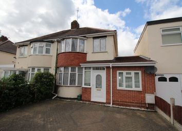 Thumbnail 3 bed semi-detached house to rent in Probert Road, Wolverhampton