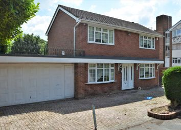 Thumbnail 3 bed detached house for sale in Hospital Lane, Bilston