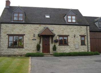 Thumbnail 5 bed detached house to rent in Middle Aston Road, Middle Aston, Oxon