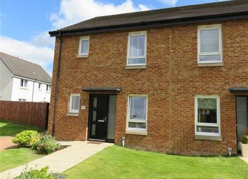 Thumbnail 3 bed semi-detached house for sale in Shankly Drive, Newmains, Wishaw ML2, Wishaw,
