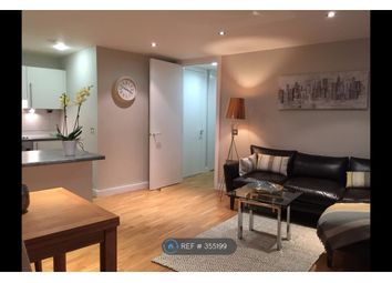 Thumbnail 1 bed flat to rent in The Quays, Manchester