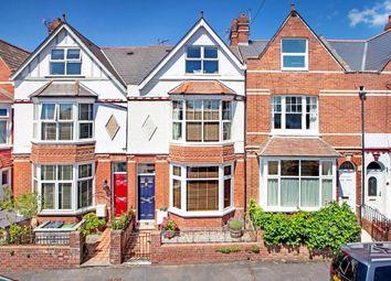 Thumbnail 4 bedroom terraced house to rent in Barnardo Road, St. Leonards, Exeter