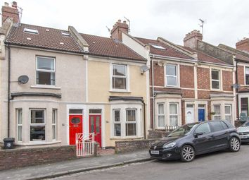 Thumbnail 2 bed terraced house for sale in Aubrey Road, Bedminster, Bristol