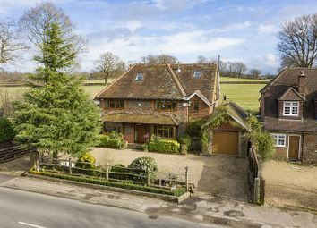 Thumbnail 5 bed detached house for sale in Blundel Lane, Stoke D'abernon, Cobham