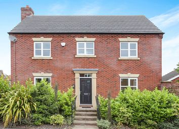 Thumbnail 4 bed detached house for sale in Charles Hayward Drive, Sedgley, Dudley