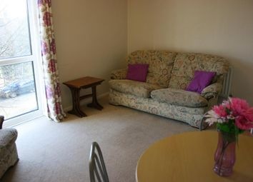 Thumbnail 1 bed flat to rent in Ashby Road, Loughborough