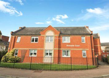 Thumbnail 1 bedroom flat for sale in Riverside Court, Rosemary Lane, Halstead