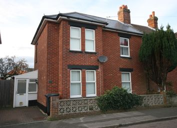 Thumbnail 3 bedroom semi-detached house for sale in Old Priory Road, Southbourne, Bournemouth