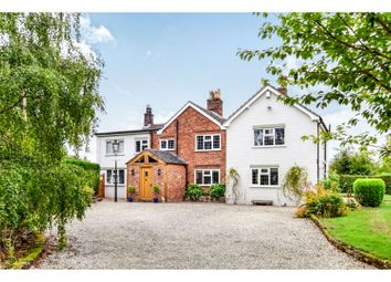 Thumbnail 5 bed detached house for sale in Monks Lane, Audlem