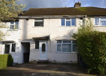 Thumbnail 3 bed terraced house for sale in Coombes Road, London Colney, St.Albans
