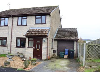 Thumbnail 3 bed semi-detached house for sale in The Meadows, Gillingham