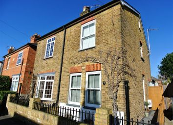 Thumbnail 3 bedroom property for sale in Ecton Road, Addlestone