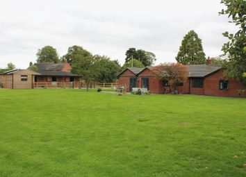 Thumbnail 3 bed detached house for sale in Church Lane, Gayton, Stafford