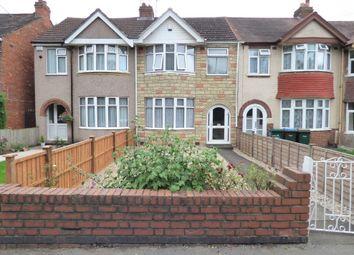 Thumbnail Terraced house for sale in Bridgeman Road, Radford, Coventry