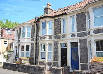 Thumbnail 3 bed terraced house for sale in Carlyle Road, Greenbank, Bristol