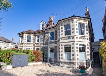 Salisbury Road, Redland, Bristol BS6. 4 bed maisonette for sale