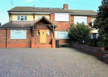 Thumbnail 5 bedroom semi-detached house for sale in Bell Lane, Broxbourne, Hertfordshire.