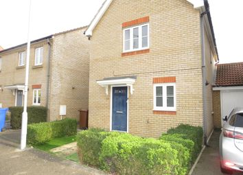 Thumbnail 4 bed property to rent in Bruff Road, Ipswich