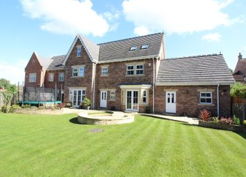 Thumbnail 6 bed detached house for sale in The Limes, South Milford, Leeds
