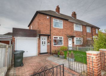Thumbnail 2 bed semi-detached house for sale in Harnham Gardens, Newcastle Upon Tyne