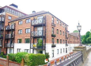 Thumbnail 1 bed flat for sale in Postern Close, Bishops Wharf, York