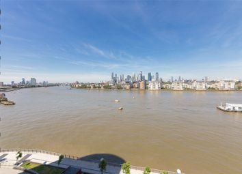 Thumbnail 2 bed flat for sale in Beacon Point, 12 Dowells Street, Greenwich, London