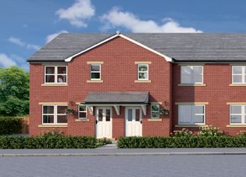 Thumbnail 3 bed mews house for sale in Thornhill Road, Wortley, Leeds