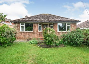 Thumbnail Detached bungalow for sale in Springhill Road, Chandler's Ford, Eastleigh