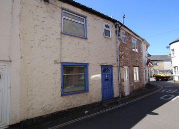 Thumbnail 2 bedroom terraced house to rent in Barrington Street, Tiverton