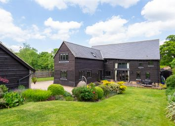 Thumbnail 5 bed detached house for sale in Axes Lane, Redhill