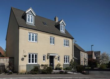 Thumbnail 5 bed detached house for sale in Morley Drive, Ely