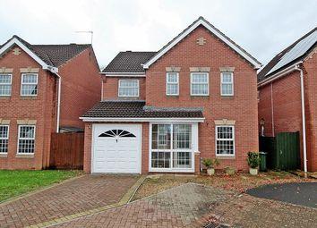 Thumbnail 4 bedroom detached house for sale in Rowan Tree Lane, Miskin, Pontyclun, Rhondda, Cynon, Taff.