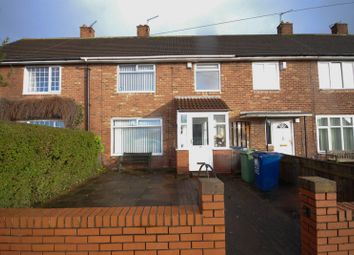 Thumbnail 3 bed terraced house for sale in Arlington Avenue, Gosforth, Newcastle Upon Tyne