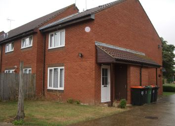 Thumbnail 1 bedroom property to rent in Brookfield Avenue, Houghton Regis