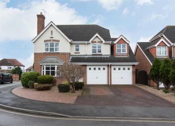 Thumbnail 5 bed detached house for sale in Chancery Court, Wilford, Nottingham