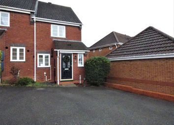 Thumbnail 2 bed end terrace house for sale in Flensburg Close, Andover