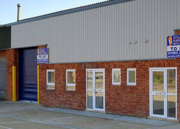 Thumbnail Industrial to let in Unit L3, Riverside Industrial Estate, Littlehampton