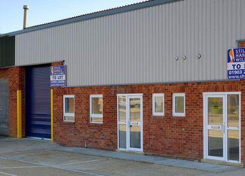 Thumbnail Industrial to let in Unit L3, Riverside Industrial Estate, Littlehampton