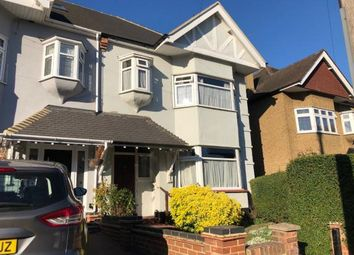 Thumbnail 4 bed semi-detached house for sale in Ambleside Drive, Southend-On-Sea