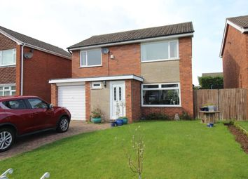 Thumbnail 4 bed detached house for sale in Riverside Crescent, Holmes Chapel, Crewe