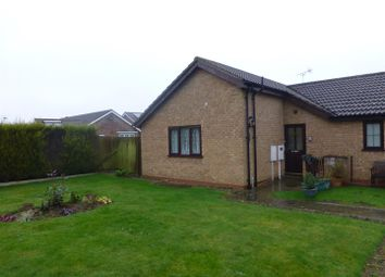 Thumbnail 2 bedroom semi-detached bungalow for sale in Osborn Way, Heckington, Sleaford