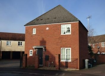 Thumbnail 3 bed detached house to rent in Lyneham Drive, Quedgeley, Gloucester