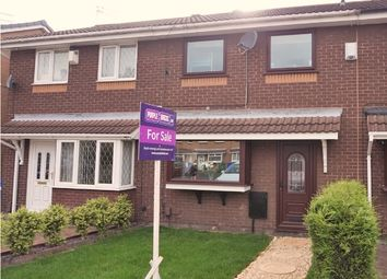 Thumbnail 3 bed terraced house for sale in Planet Way, Manchester