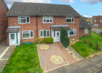 Thumbnail 2 bedroom terraced house for sale in Squires Court, Eaton Socon, Cambridgeshire