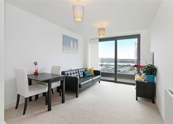 Thumbnail 1 bed flat for sale in Connaught Heights, 2 Agnes George Walk, Silvertown
